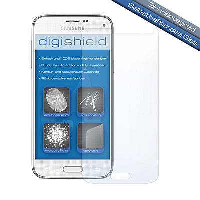 digishield Handy-Displayschutzglas, Artikelnummer: HS-082209