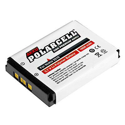 PolarCell Premium Handy-Hochleistungsakku, Artikelnummer: HA-010062