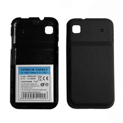 Fontastic Handy-Hochleistungsakku mit Rückwand, Artikelnummer: HA-081483