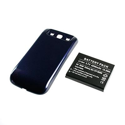 Handy-Hochleistungsakku mit Rückwand, Artikelnummer: HA-081622