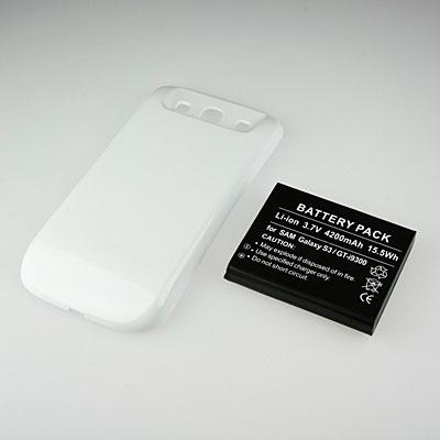 Handy-Hochleistungsakku mit Rückwand, Artikelnummer: HA-081624
