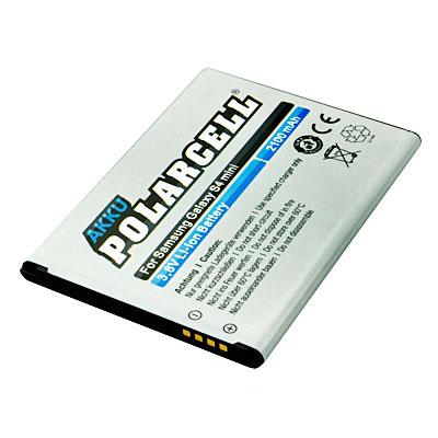 PolarCell Handy-Hochleistungsakku, Artikelnummer: HA-081721