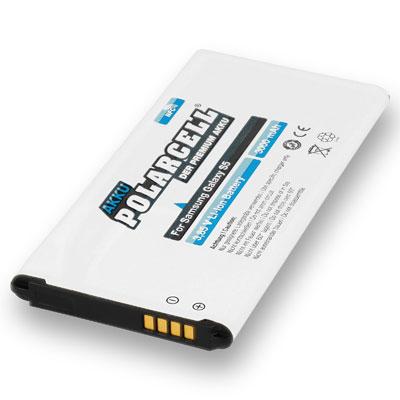 PolarCell Handy-Hochleistungsakku mit NFC-Unterstützung, Artikelnummer: HA-081813