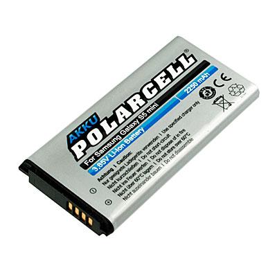 PolarCell Handy-Hochleistungsakku, Artikelnummer: HA-081861