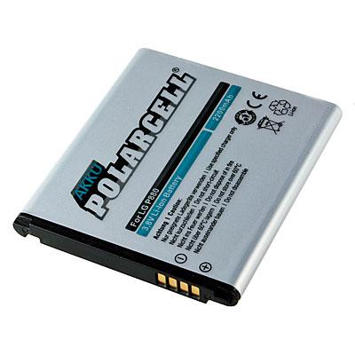 PolarCell Handy-Hochleistungsakku, Artikelnummer: HA-170701