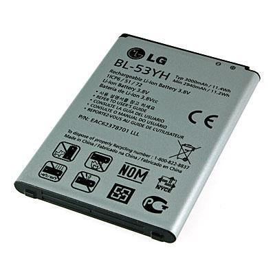 Original LG Handy-Ersatzakku, Artikelnummer: HA-170805