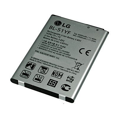 Original LG Handy-Ersatzakku, Artikelnummer: HA-170865