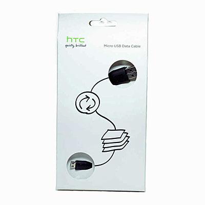 Original HTC Handy-USB Daten- und Ladekabel, Artikelnummer: HD-225001