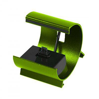 PEDEA Handy-Dockingstation 'Color-Dock' mit Ladefunktion, Artikelnummer: HI-992003