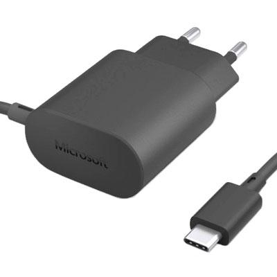 Original Microsoft Handy-Ladegerät (USB-C), Artikelnummer: HN-361025