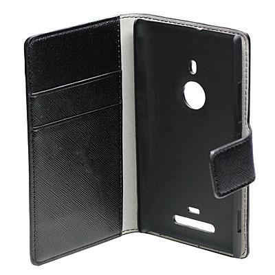 Handy-Ledertasche 'Bookstyle', Artikelnummer: HT-011107