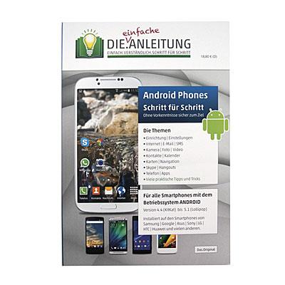 Handy-Die Anleitung (Android), Artikelnummer: HZ-990013