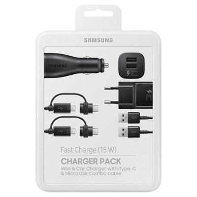 Original Samsung Samsung Charger Pack, Artikelnummer: UZ-085002