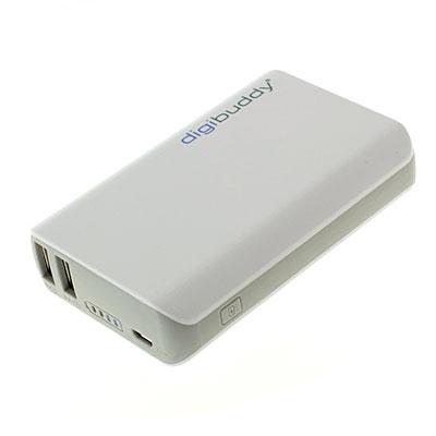 digibuddy Handy-Powerbank DB-6610 (externer Hochleistungsakku), Artikelnummer: UZ-990068