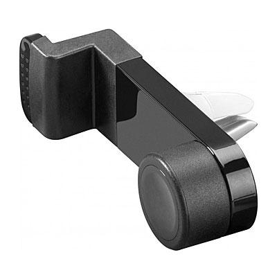 goobay Universal-Autohalterung 'Slim', für Lüftungsgitter, Artikelnummer: UZ-990072
